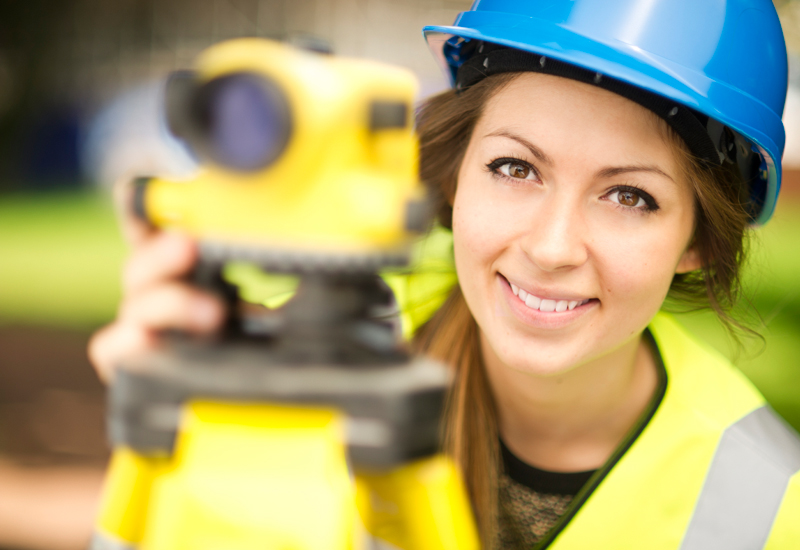 Gender diversity in the construction industry is incredibly low!
